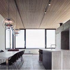 Ceilings, Conference Room, Divider, Architecture, Table, Projects, Furniture, Home Decor, Arquitetura