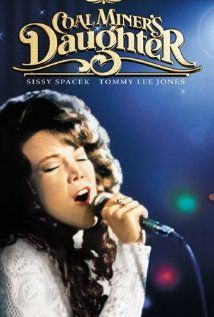 """BEST ACTRESS:    (1980)     SISSY SPACEK  IN  """"Coal Miners Daughter"""" Biography of Loretta Lynn, a country and western singer that came from poverty to fame."""