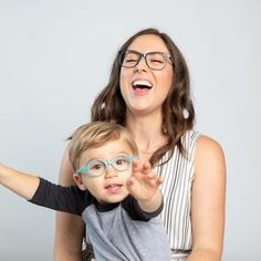 These unbreakable round Picklez Flex Comet eyeglasses are flexible and safe. They have an anatomical bridge and elastic strap to help them stay put on little faces. Kids Glasses, One Small Step, Eye Doctor, Spring Hinge, Prescription Lenses, Eyeglasses, Flexibility, Face, Eye Glasses