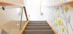 Even the smallest staircases can be transformed to give a narrow hallway the Wow-Factor. This home in Merseyside is all the proof you'll need! Small Staircase, Staircase Design, Bespoke Staircases, Design Consultant, Wow Products, Stairs, Flooring, Furniture, Hallway Ideas