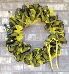 What will it BEE wreath