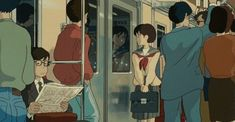 Tagged with movies, studio ghibli, whisper of the heart, stills, studio ghibli stills; Studio Ghibli Stills - Whisper of the Heart - Hayao Miyazaki, Manga Art, Anime Manga, Anime Art, Les Gifs, Studio Ghibli Movies, Castle In The Sky, Old Anime, Howls Moving Castle