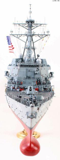 1/350 DDG-98 이지스 구축함