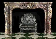 25 best antique rococo images in 2019 fireplace set fire places rh pinterest com
