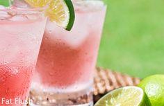 Fat Flush Pink Lemonade | Fat Flush