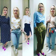 Votre style unique avec la styliste personnelle. #shopping #vêtements #tenue  #valentina_schick #image_consultant  #suisse_style #Lausanne #couleur