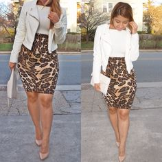 Minus the skirt