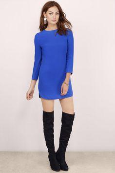 Take A Dip Sheath Dress at Tobi.com #shoptobi