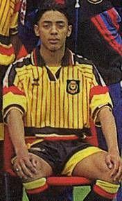 Van Handenhoven Gunter 1996-1997