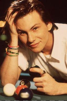 80s be like... Christian Slater
