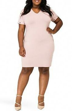 Poetic Justice Plus Size Curvy Women/'s French Terry Floral Printed Dolman Dress