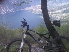 Altisimo di Nago - Gardasee 2010 Mountainbike