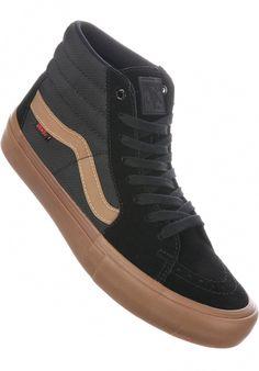 Vans Sk8-Hi-Pro-x-Thrasher - titus-shop.com #MensShoes #MenClothing #titus #titusskateshop