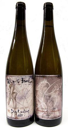 Wine Cellar at Cruzine | Cruzine  #wine #packaging #label