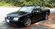 Turn Your Fourth-Gen VW Jetta into a UTE with $3,500 Kit