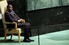 Robert Mugabe, Zimbabwe chief: 'We are not gays' #HeSaid, #Leaders, #President