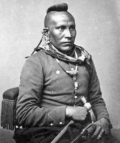 pawnee indians   De Pawnee noemden zichzelf Chahiksichahiks