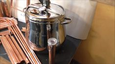 Copper Still Vapour Infusion Method to make gin , Plain Spirit or any flavour alcohol using easy techniques at home I made a mistake during this video , The . Flavored Alcohol, Copper Still, Best Gin, Home Still, Coffee Maker, I Am Awesome, Artisan, Youtube, Coffee Maker Machine