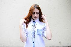 Look da diva, Sharon Morais, para inspirar seu fim de semana! #Tenda, a sua moda.