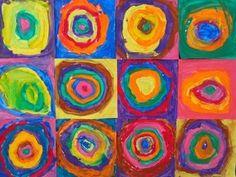kandinsky-cercles-concentriques-production-élèves.jpg 400×300 pixels
