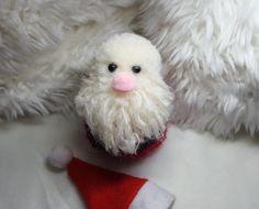 Pompom Santa claus