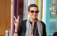 Betty Lago admite retorno do câncer: 'Não sou doente, sou alguém em tratamento' _ 03 mar 2015