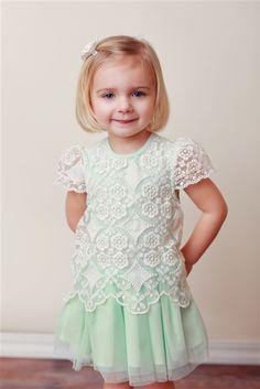 18739cde 10 Best My Little Jules Boutique images | Girls dresses, Easter ...