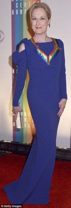 Meryl Streep Photos: 37th Annual Kennedy Center Honors