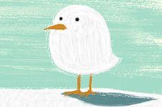 mar y pili children's book illustration by oriol vidal