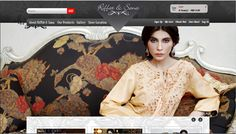 Riffat & Sana Wellknown Fashion Designer having a huge stylish Dresses collection.Riffat & Sana range includes crisp cotton, luxirious silks, sheer organza, chic chiffons and many many more.Riffat & Sana is proud to be the perfectionist and continue the tradition in Riffat & Sana fashion fabrics. Visit : http://sana-salman.com/   Design and Developed by: Interctive Media www.imedia.com.pk