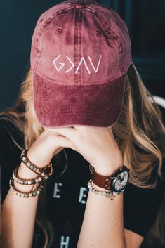 67d424d109c God is Greater Than the Highs and Lows l Christian Hats l Christian Apparel  Christian Hats