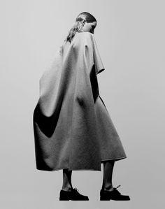 Daria Strokous para Bergdorf Goodman Magazine Fall 2014 por Robbie Fimmano ph.