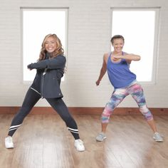 This 20-Minute Cardio Dance Workout Is a Seriously Fun Way to Burn Calories