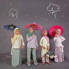 KidsMii: The Art of Simple Hijab - KidsMii