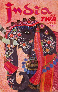 India. TWA