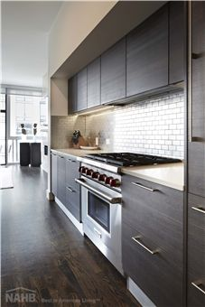 Taking a cue from the renowned and distinct architectural heritage of Chicago, the 747 North Clark constructing is a trendy, modern undertaking in the River House, Cool Kitchens, Home Goods, Kitchen Cabinets, Cabinet, Home Decor, Kitchen, American Kitchen, Home Builders
