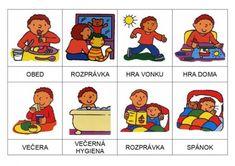 ?asti d?a #dailyroutine #daily #routine #flashcards Busy Bags, Preschool Worksheets, Fine Motor Skills, Montessori, Homeschool, Sistema Solar, Teaching, Comics, Logos