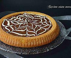 Crostata morbida con crema al caffè
