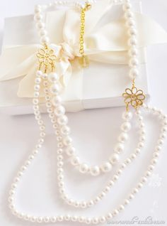 Wedding pearls by Renate Exclusive