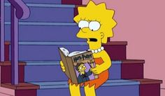 Your Lisa Simpson Summer Reading List: 23 Works That Will Make You Smarter