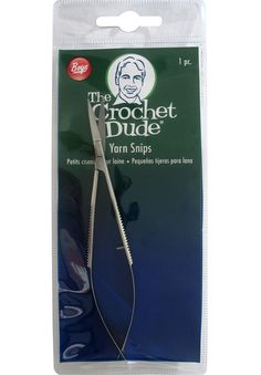 The Crochet Dude Curved Blade Snips    #thecrochetdude
