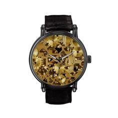 Clockwork 1 Watch & Numeral Options