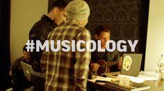 Los artistas creando..  #Musicology