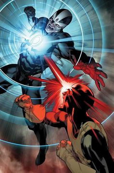 The UNCANNY AVENGERS Meet The Original Five In ALL-NEW X-MEN #12 First Look