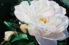 """FAIRY TALE, oil on canvas, 24""""x 36"""""""