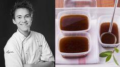 SAUSMESTER: Christer Rødseths basesaus kan brukes både til fugl, fisk og kjøtt. Lag gjerne en stor porsjon og frys ned i mindre porsjonspakker. Foto: CHRISTINA WESENBERG/WSTUDIO / BON APPETIT