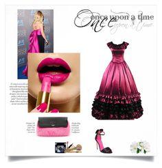 """Bez naslova #42"" by sanela-halilovic-spreco ❤ liked on Polyvore featuring moda, Oscar Tiye, Kate Spade y Once Upon a Time"