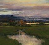 Dennis Sheehan Paintings | LANDSCAPE
