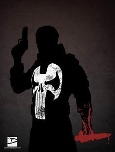 The Punisher by Paco Dana