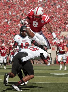 Ameer Abdullah one of my favorite Huskers...Abba Dabba KISS MY SHOE LA!